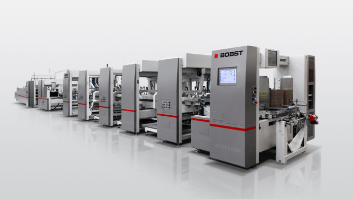 Packaging Specialist Invests In BOBST Solution