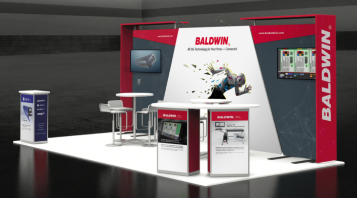 Baldwin Showcasing Solutions For Production Of Labels