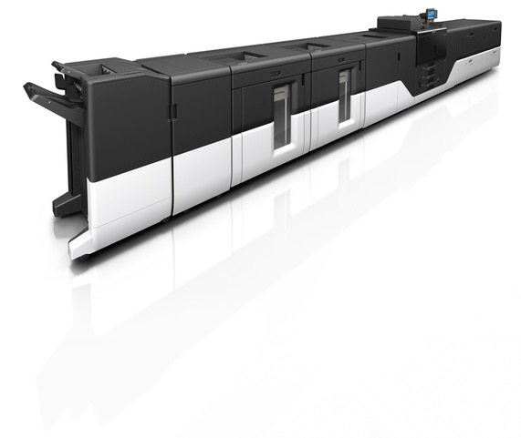 Kyocera Document Solutions SA Exhibiting High-Speed Production Printer At Graphics, Print & Sign Live Demo Expo